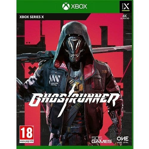 Ghostrunner Xbox Series X Game